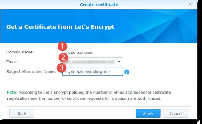 31 create certificate
